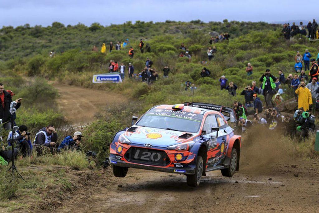 WRC | Rally Argentina, Thierry Neuville firma il sorpasso ai danni di Tanak