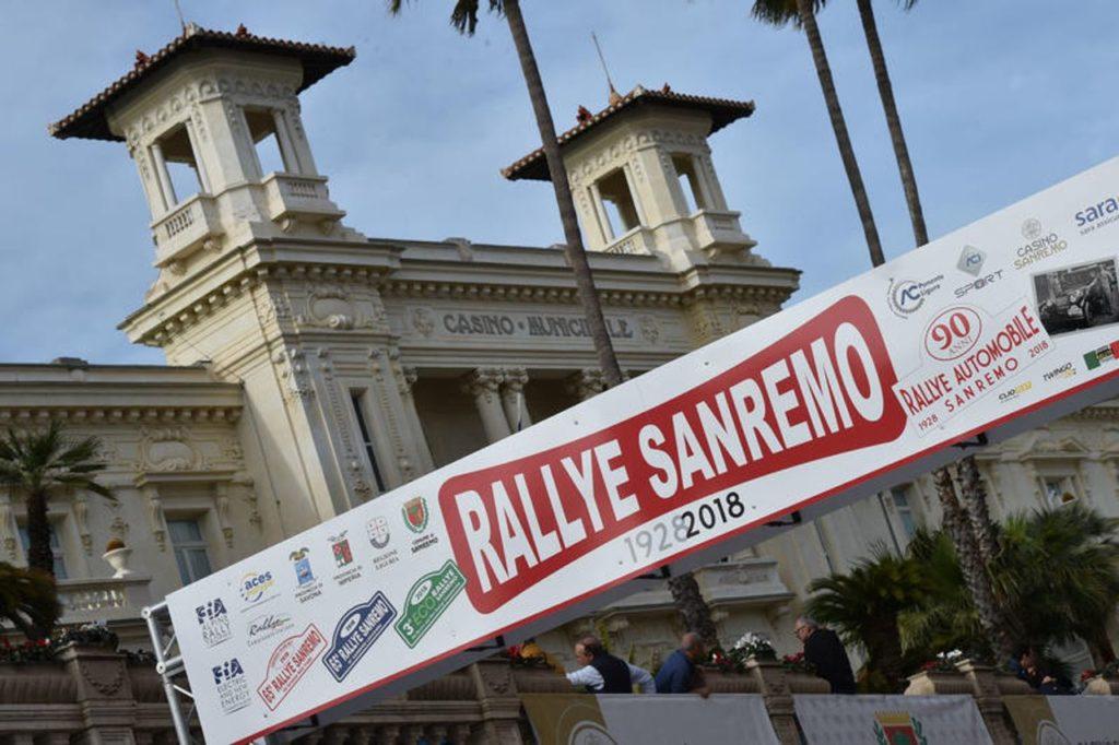 CIR | Rallye Sanremo 2019, programma ed orari
