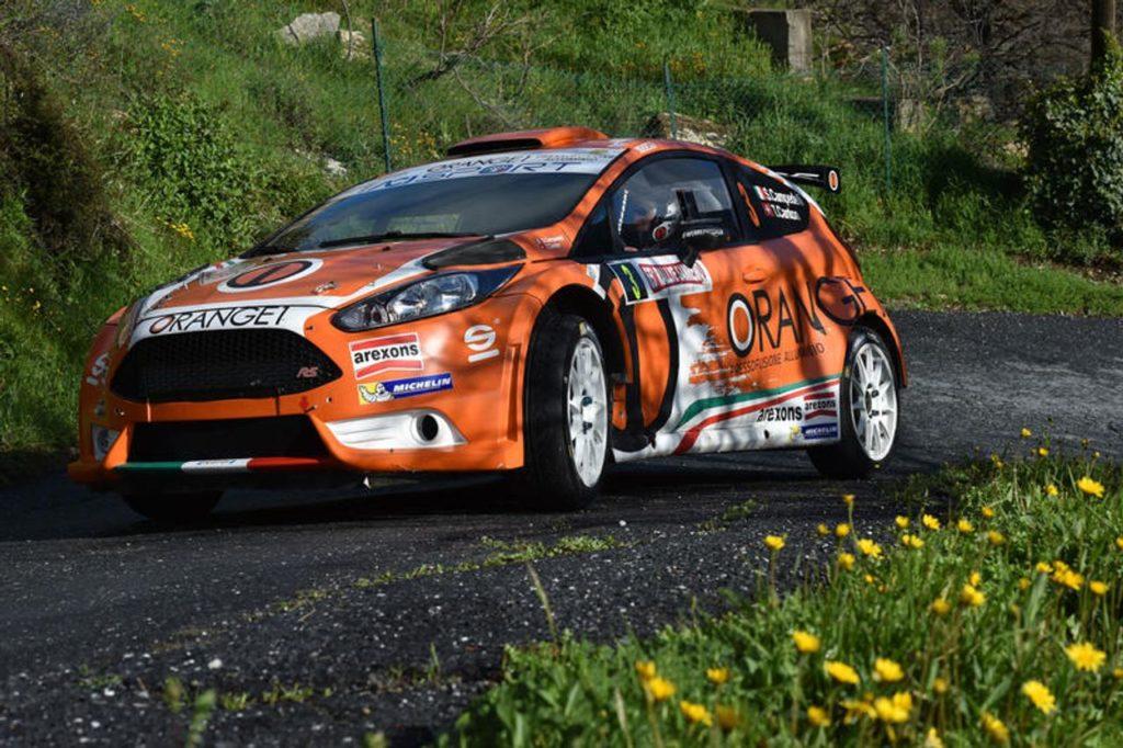 CIR | Rallye Sanremo 2019, la start list con i protagonisti più attesi