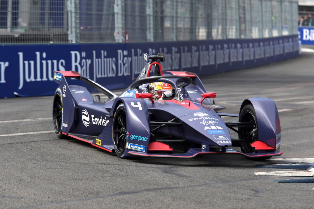 Formula E | Robin Frijns domina anche il meteo dell'ePrix di Parigi