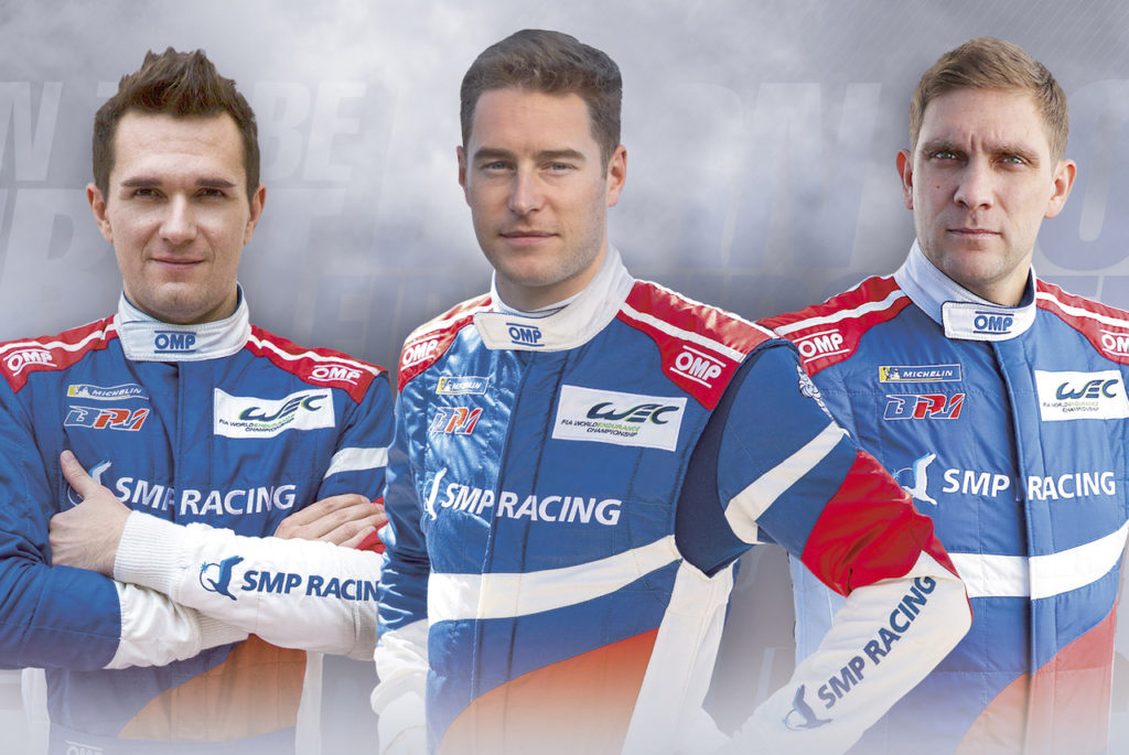 WEC | SMP Racing firma Stoffel Vandoorne, fuori Hartley