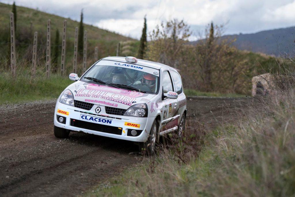 Susanna Mazzetti conquista il titolo femminile al Challenge Raceday Rally Terra