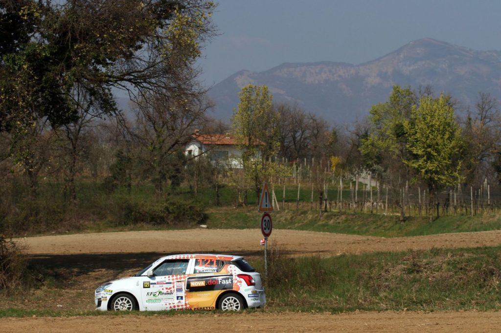 Suzuki Rally Cup | Seconda tappa del girone CIWRC al Rallye Elba