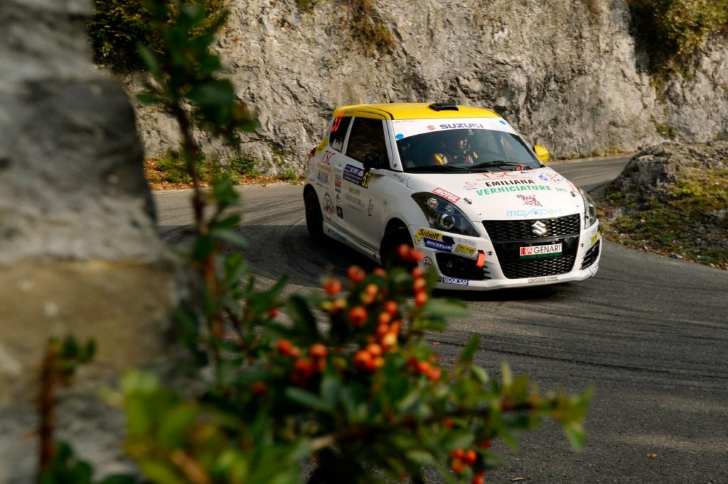 Suzuki Rally Cup | Il monomarca fa tappa al Rallye Sanremo: gli iscritti