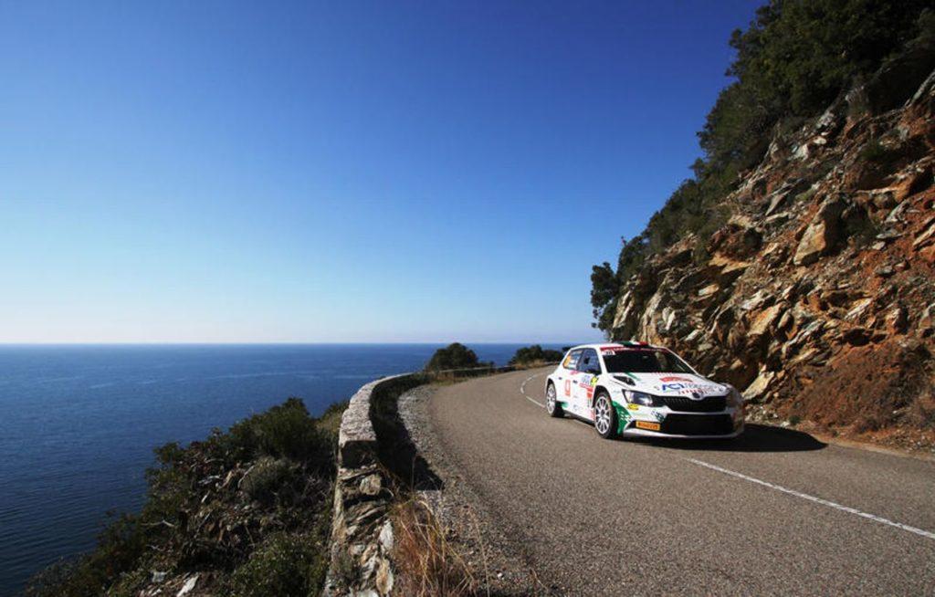 Successo al Tour De Corse per le Pirelli P Zero RA, grazie ai trionfi di Andolfi e Tannert