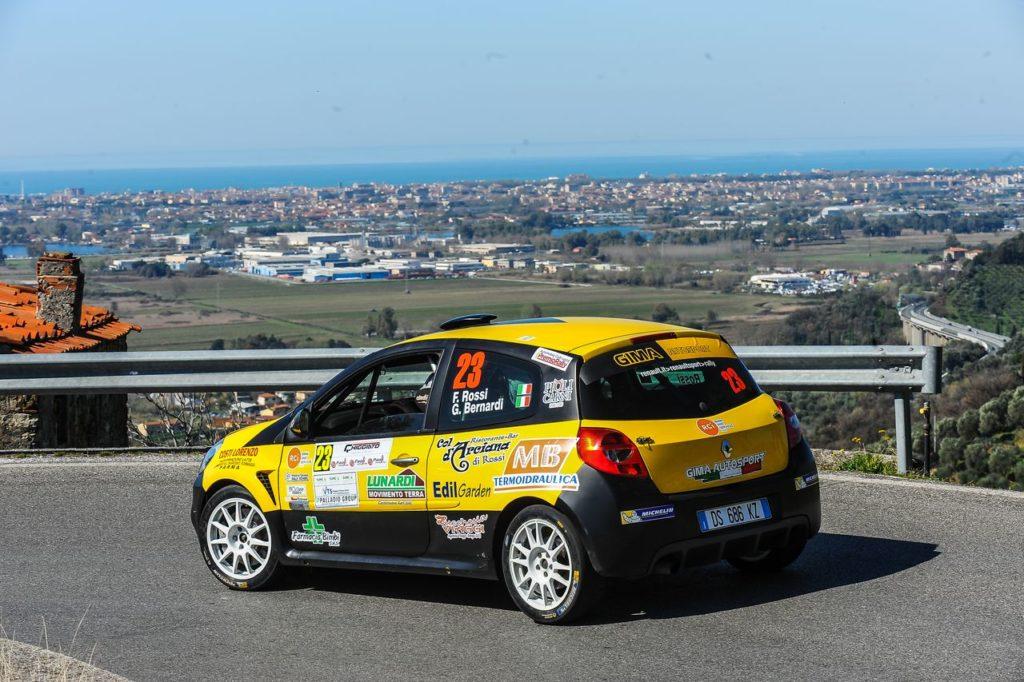 Trofei Renault Rally | Dal Clio R3 TOP agli OPEN, gli equipaggi al via al Rallye Sanremo