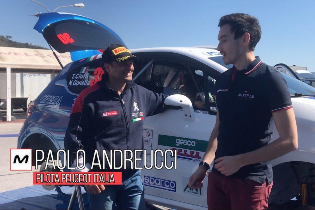 Paolo Andreucci si racconta a «Zona 0-100» [VIDEO]