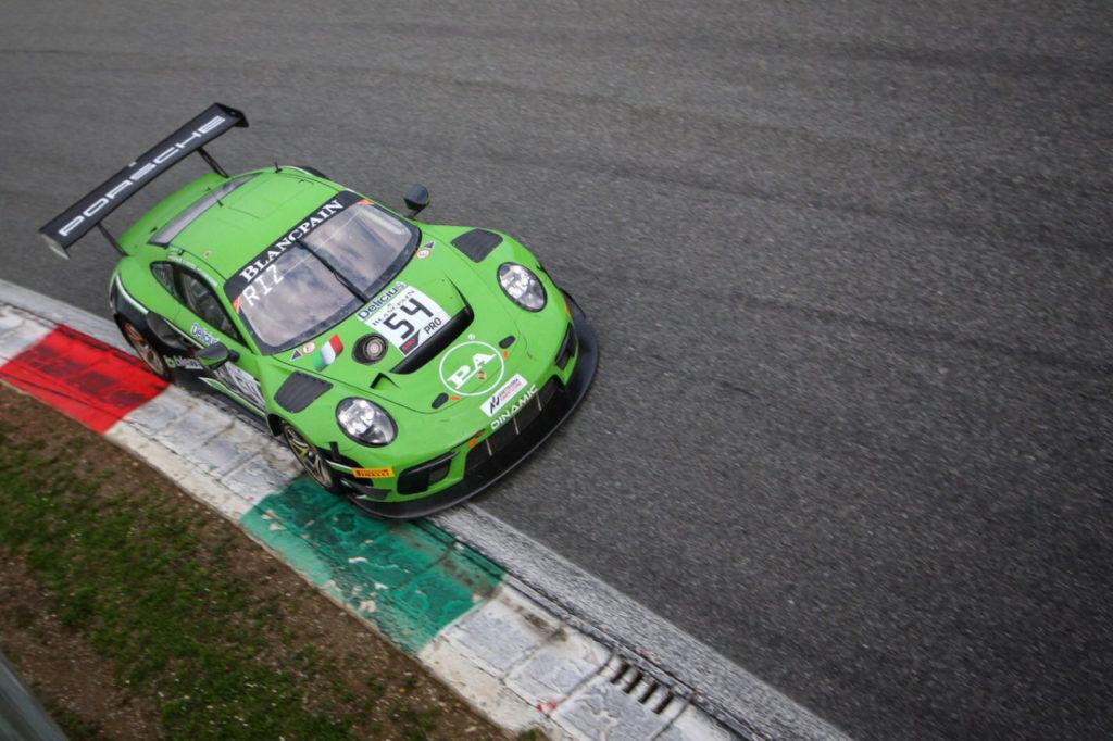 Blancpain | Monza, Gara: vittoria a sorpresa di Dinamic e Porsche