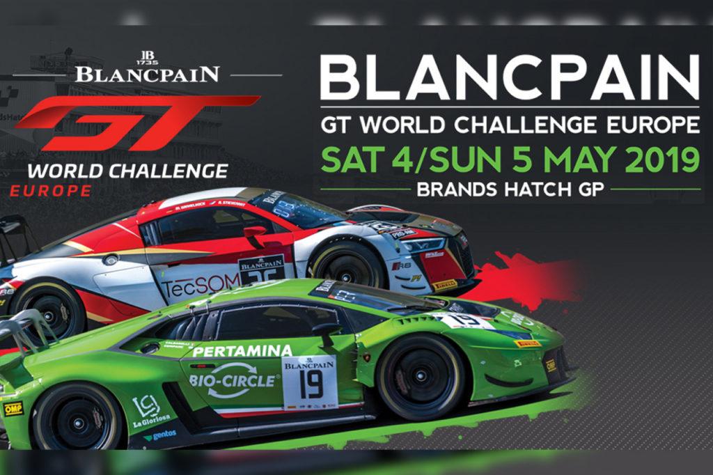 Blancpain | Brands Hatch 2019: anteprima e orari del weekend