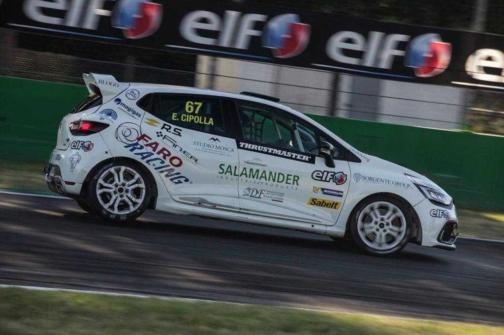 Clio Cup Italia | Cipolla e Sirio Motorsport ancora assieme per il secondo anno
