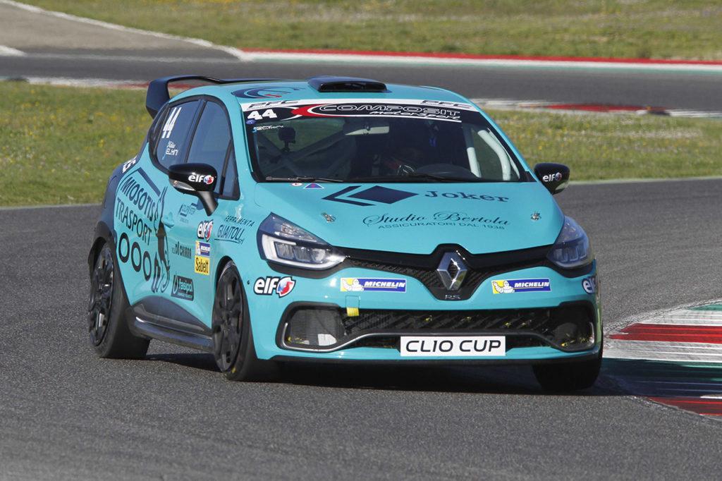Clio Cup Italia | Jelmini ci riprova con Composit Motorsport e punta al titolo
