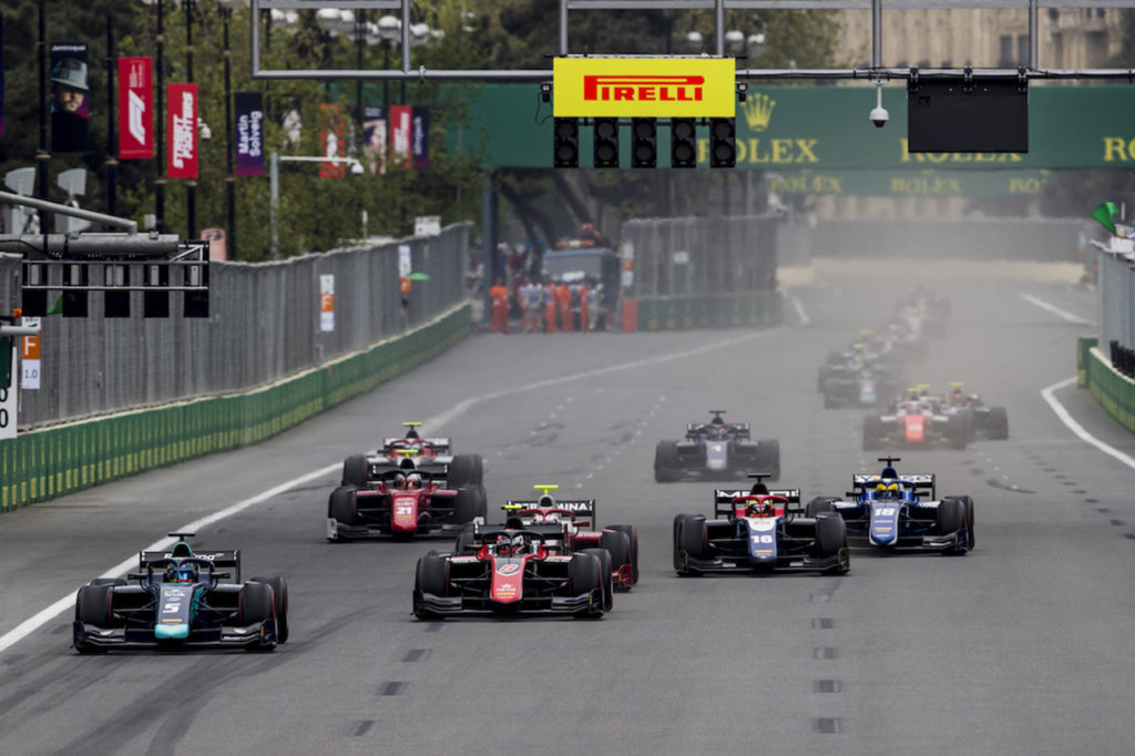 FIA F2 | Baku 2019: anteprima e orari del weekend