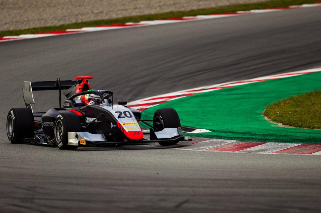 FIA F3 | Test Montmelò, Giorno 1: Pulcini svetta prima della pioggia