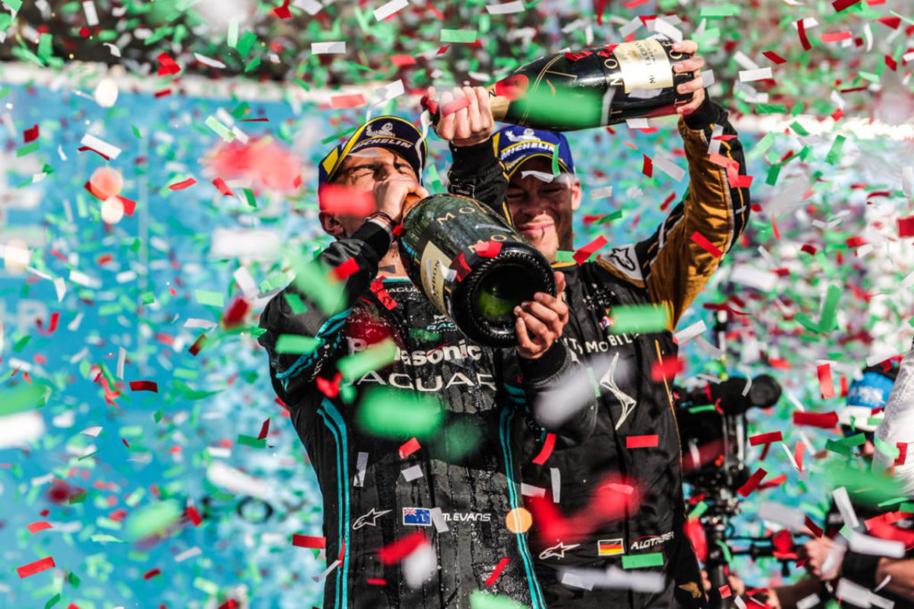 Formula E   Roma ePrix, Gara: 7 vincitori diversi su 7 gare! Evans beffa Lotterer