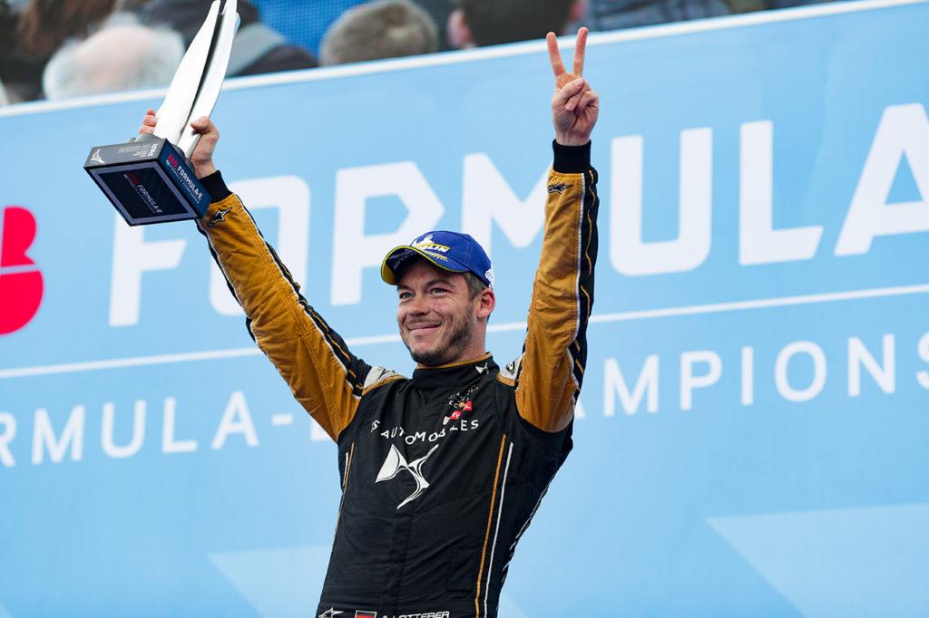 Formula E | DS Techeetah a podio nell'ePrix di casa a Parigi con Lotterer