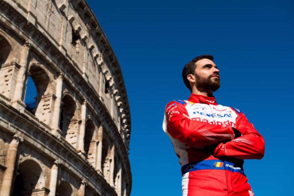 Formula E | Mahindra risolleva il weekend di Roma, d'Ambrosio torna al comando