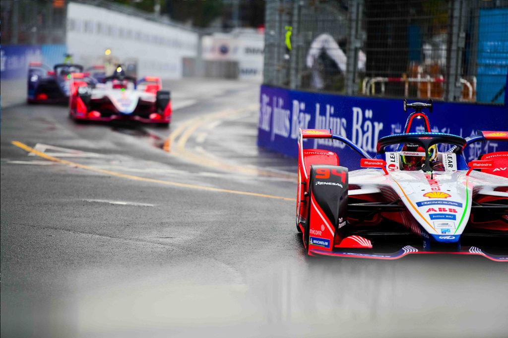 Formula E | Mahindra Racing si presenta a Roma come leader della classifica team