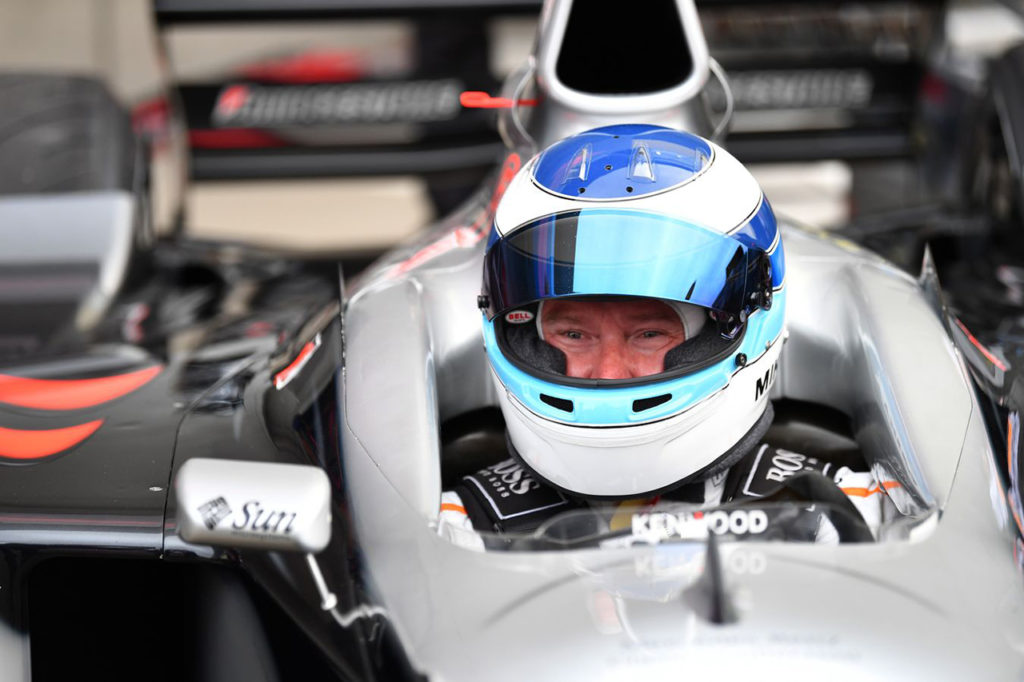 Intercontinental GT Challenge | Hakkinen correrà la 10 Ore di Suzuka con una McLaren