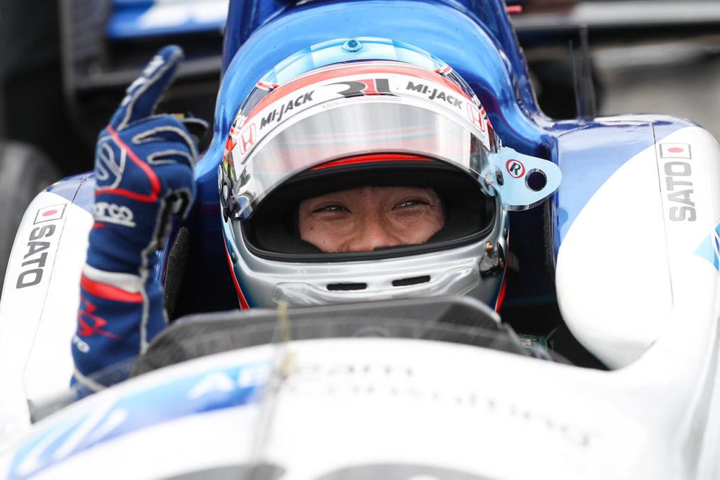 IndyCar | Alabama, Gara: dominio di Sato, Dixon e Bourdais a podio