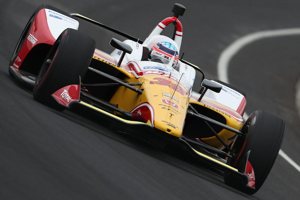 IndyCar   Indy 500, open test: Sato il più veloce, problemi per Alonso
