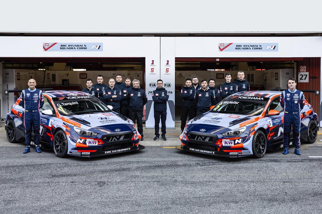 WTCR | BRC Racing Team a caccia di riconferme nel primo round in Marocco