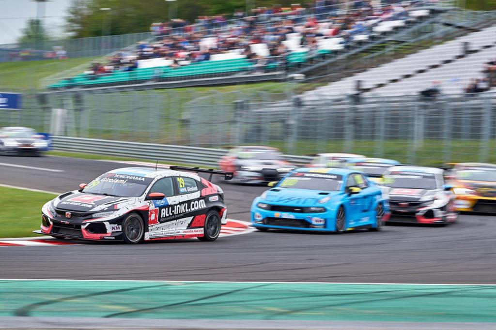 WTCR | Race of Hungary, Gara 2: doppietta di Girolami sotto la pioggia