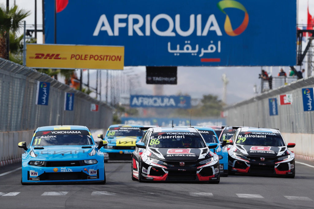 WTCR | Race of Morocco, Qualifica 1 e Gara 1: Guerrieri apre la stagione