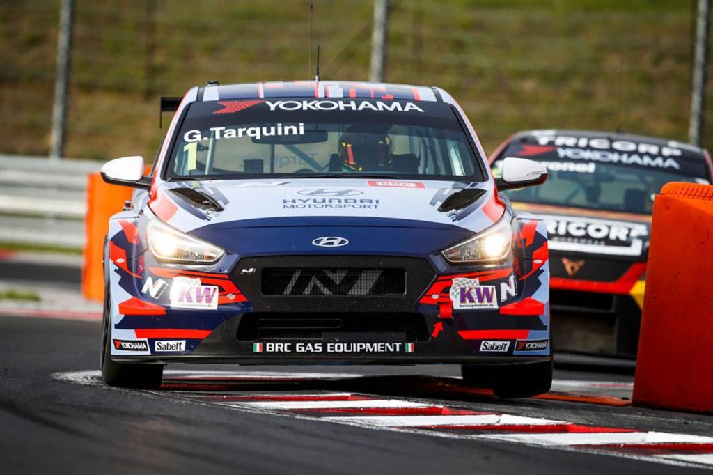WTCR | Race of Hungary, Gara 3: Tarquini s'impone davanti a Michelisz