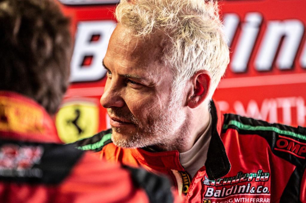 """CIGT   Jacques Villeneuve e il ritorno alle corse su una Ferrari: """"A Monza bei ricordi"""""""
