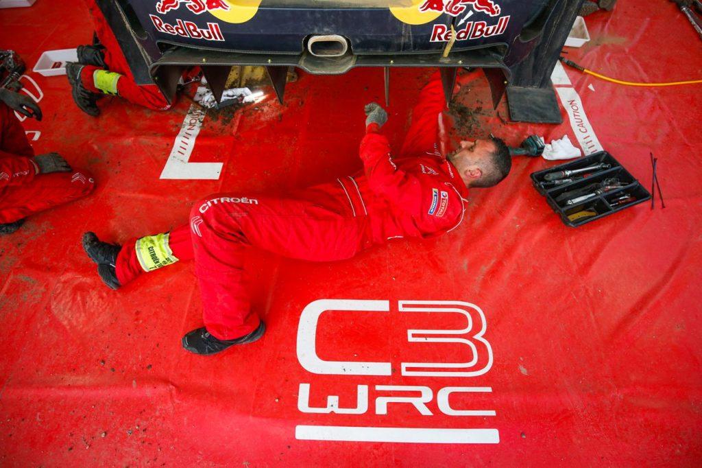 WRC | Citroen a caccia del sesto podio consecutivo al Rally del Cile