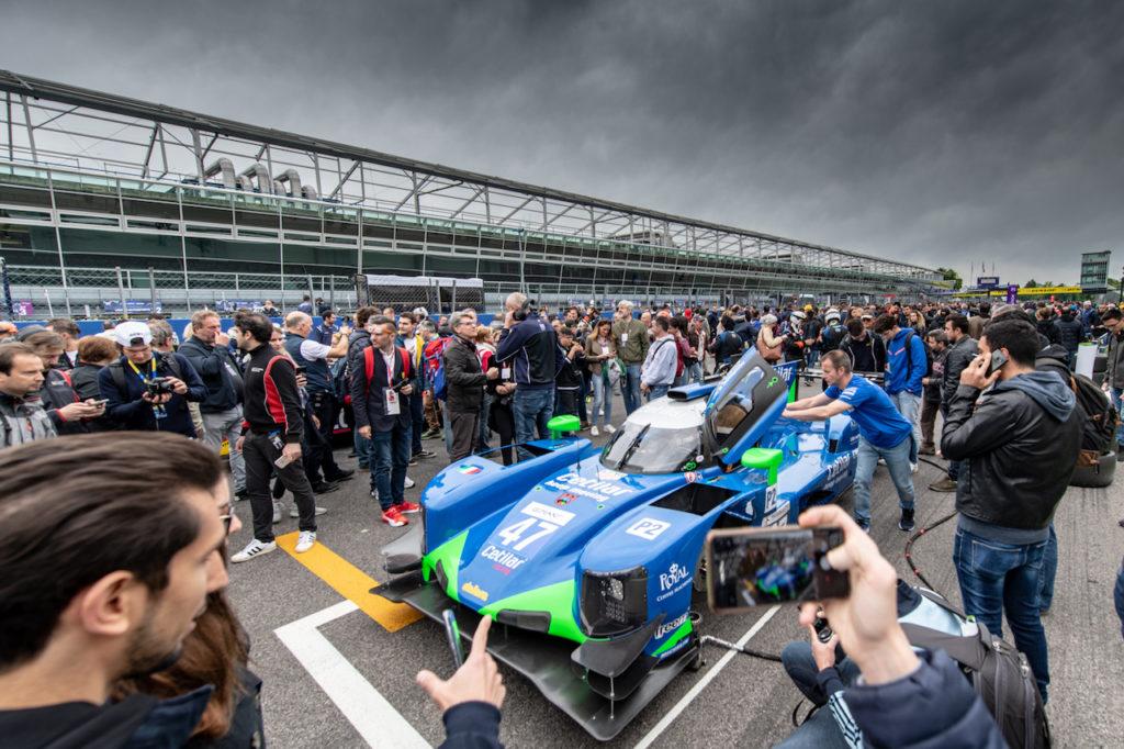 ELMS | Monza fredda per Cetilar Racing, scaldata dall'affetto dei numerosi tifosi