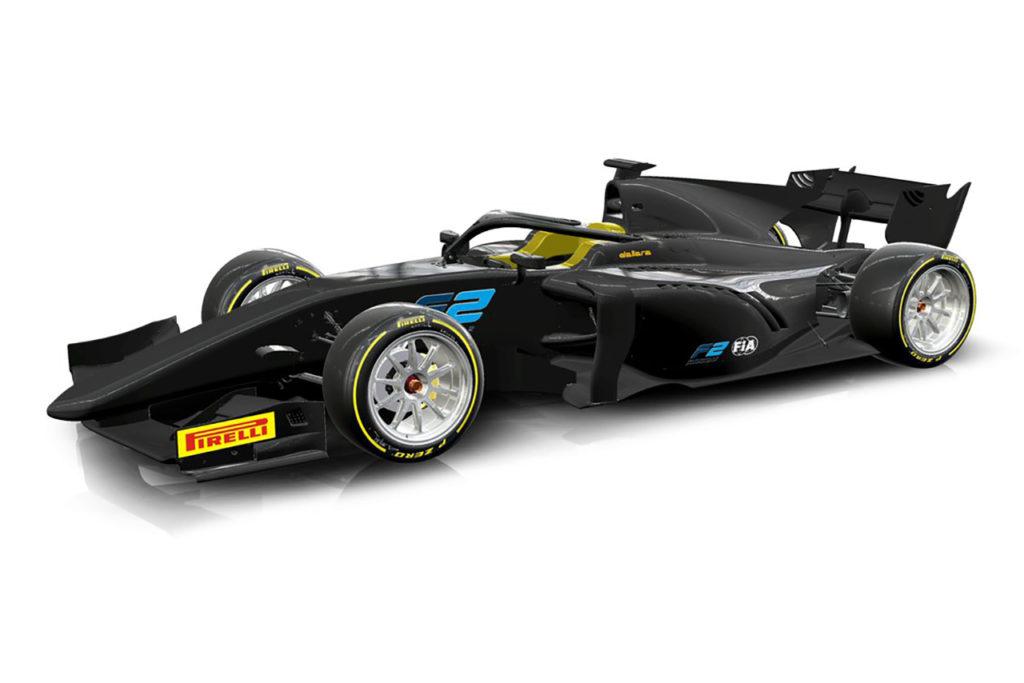 FIA F2 | Pneumatici Pirelli da 18 pollici per le monoposto Dallara dal 2020