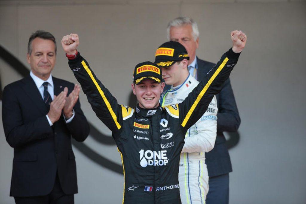 FIA F2 | Monaco, gara 2: Hubert domina ma vince al fotofinish. De Vries nuovo leader, male Ghiotto