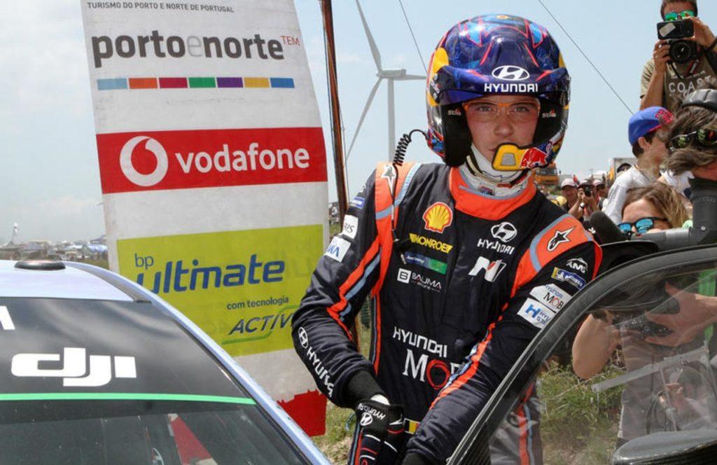 WRC | Hyundai rilancia la corsa per il titolo costruttori al Rally Portogallo