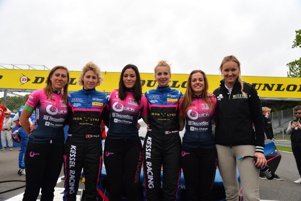 Kessel porta una line-up di sole donne a Le Mans con Iron Dames [INTERVISTA]