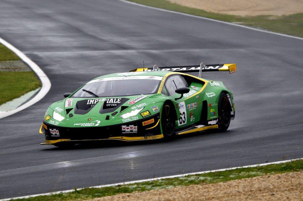 CIGT | A Vallelunga Lamborghini vince e si porta in testa al Campionato