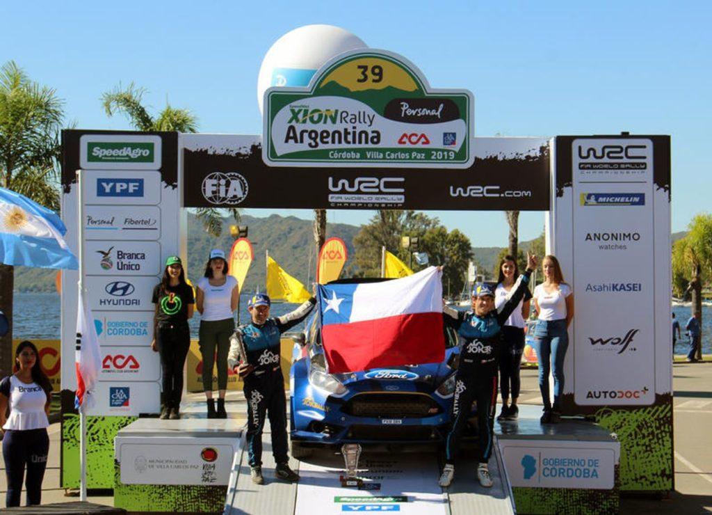 WRC | M-Sport poco incisiva al Rally Argentina, ma Pedro Heller primeggia nel WRC2