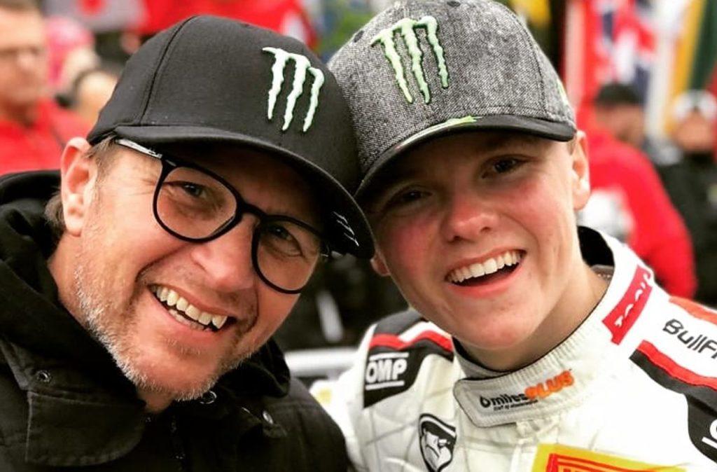ERC | Oliver Solberg, il figlio d'arte neppure maggiorenne che ha fatto la storia al Rally Liepaja