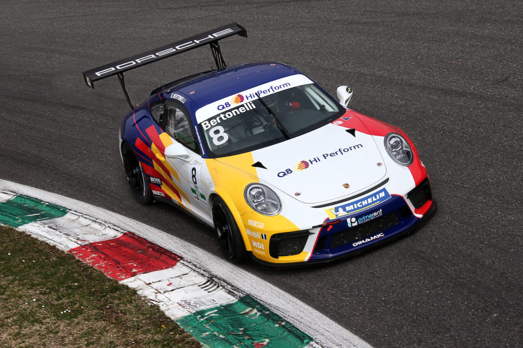 Porsche Carrera Cup Italia | Q8 Hi Perform Official Partner della serie