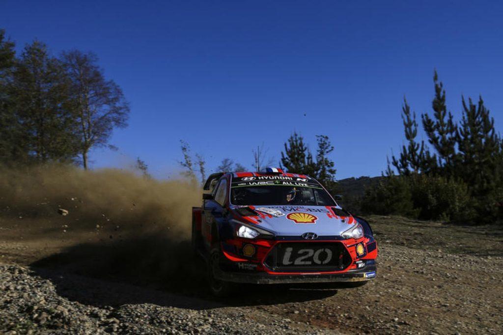 WRC | Loeb sul podio di uno sfortunato Rally Cile per Hyundai. Il francese al via del Rally Alba 2019