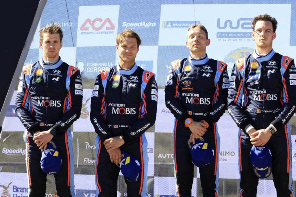 WRC | Hyundai, leader del Mondiale, pronta per l'imprevedibile Rally del Cile