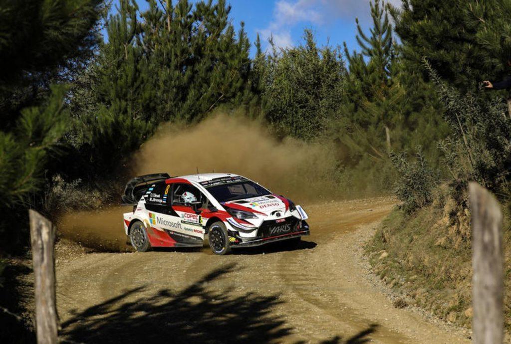 WRC | Tanak attualmente leader del Rally Cile. Incidente e ritiro per Neuville [AGGIORNAMENTO e VIDEO]