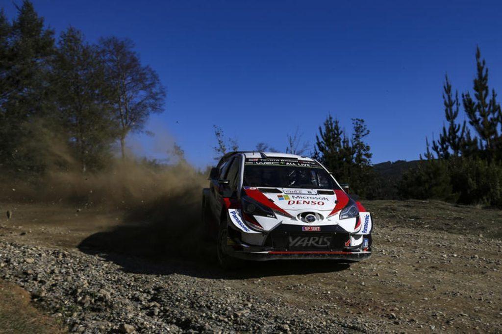 WRC | Il Rally Cile spariglia il Mondiale: vince Tanak, torna leader Ogier (che duella con Loeb)