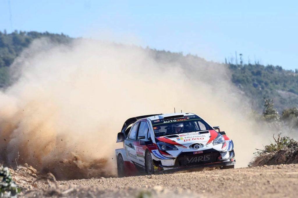 WRC | Rally Portogallo 2019: Toyota in testa dopo la mattinata, Hyundai allarme rosso