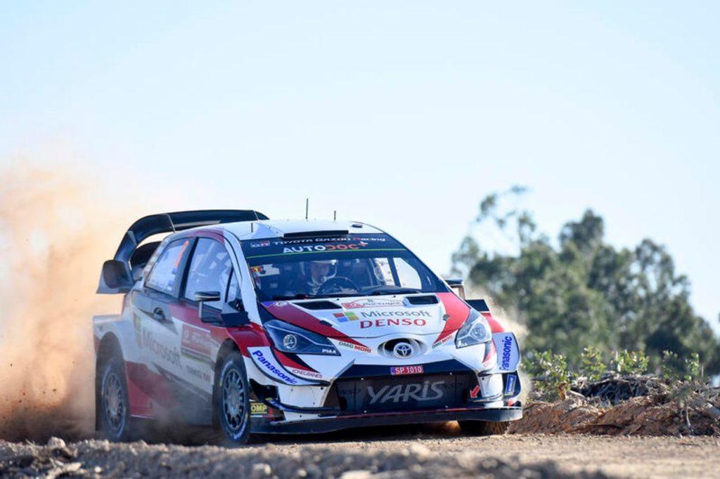 WRC | Rally Portogallo 2019, prima giornata: Toyota contro il resto del mondo