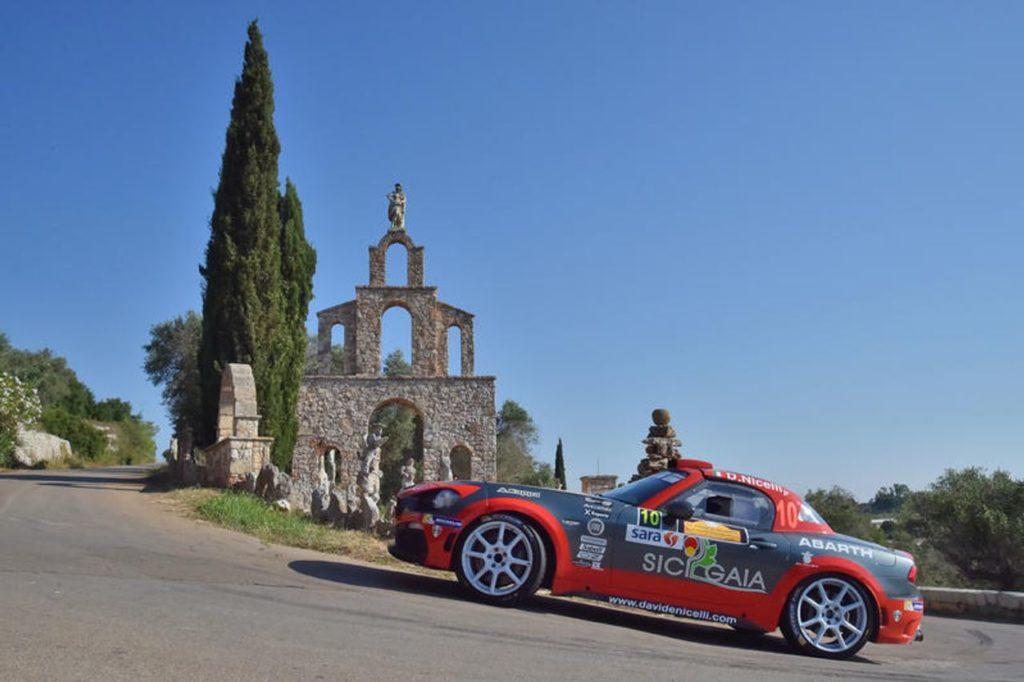 CIWRC | Gli ultimi dettagli del Rally Salento 2019: al via anche le Abarth 124 Rally