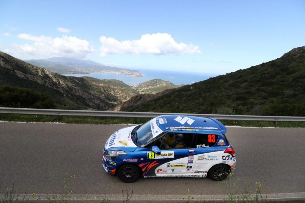 Suzuki Rally Cup | Girone CIWRC: lotta ristretta per il podio al Rally Salento
