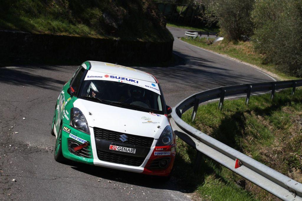 Suzuki Rally Cup | Il girone CIR del monomarca alla Targa Florio: gli iscritti