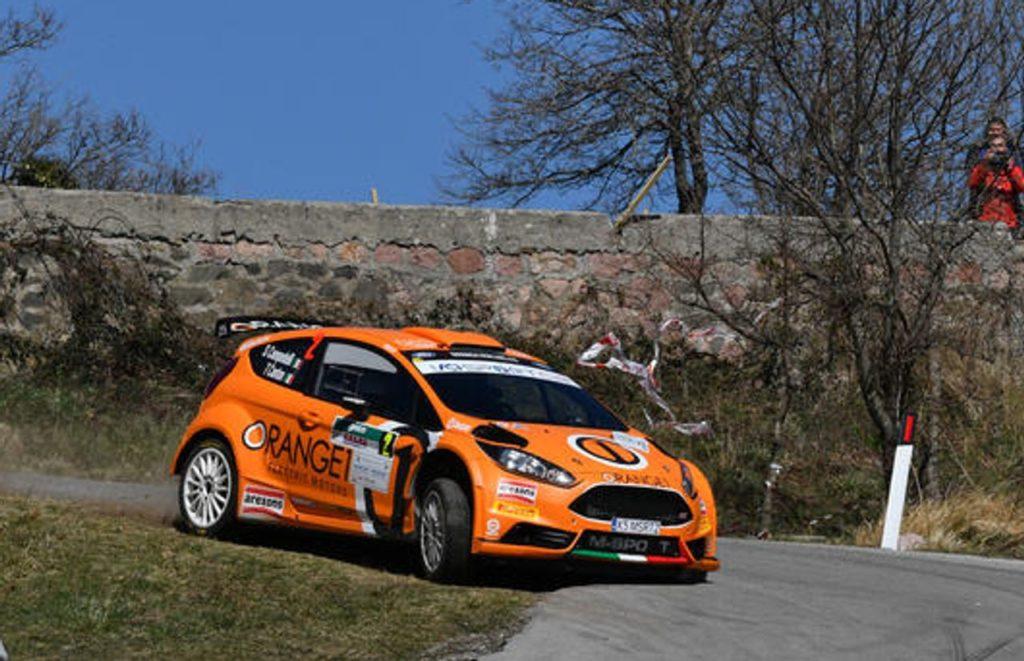 CIR | Campedelli conquista la Targa Florio e balza in vetta alla classifica