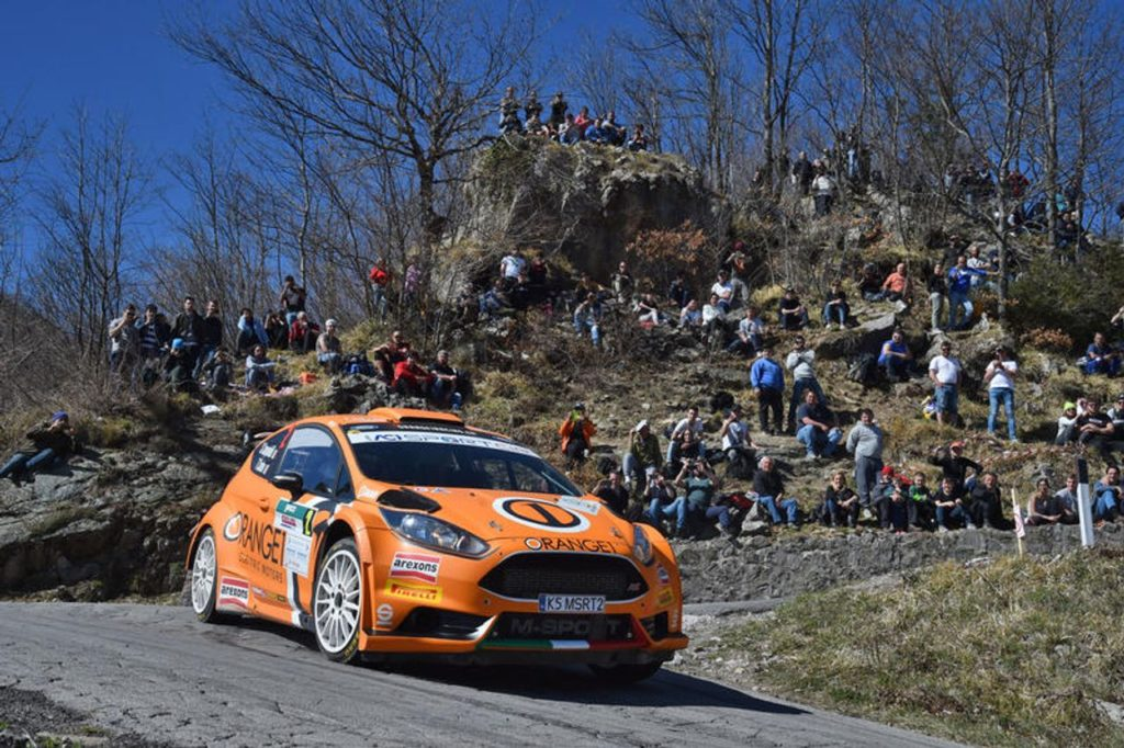 CIR | Ford Racing alla Targa Florio: Campedelli e Panzani cercano la prima vittoria stagionale